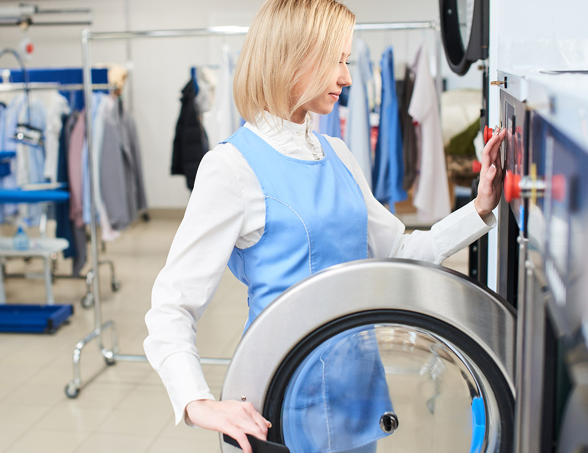 Sistema wet cleaning eco amigable